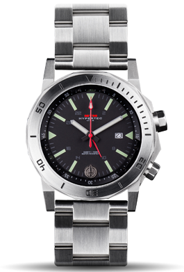 H-61 Silver-Lumi Dial-Stainless Steel Band